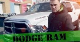 Dodge Ram 2500 Иду на таран