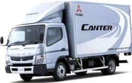 Fuso Canter из Рф