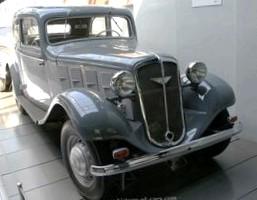 Hanomag Rekord Diesel Typ D19 Рекорд для бюргера