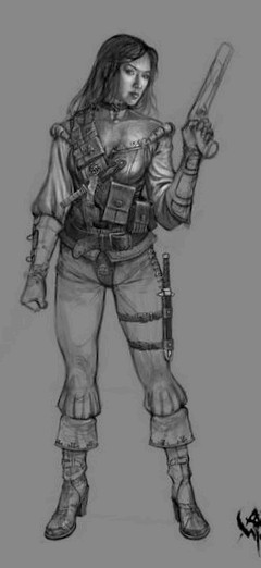 Hunter из Темной Грязищи