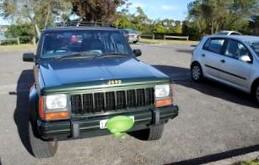 Jeep Cherokee. САГА О Реальном ИНДЕЙЦЕ