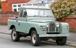 Land Rover, Сочи и медные трубы