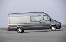 Мерседес-бенз Sprinter 2-ая жизнь фургона