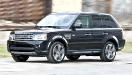 Москва-Питер На Range Rover нехожеными тропами