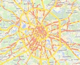 Москва По горлышко