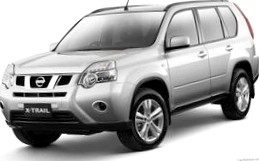 Nissan X-Trail. ЯПОНЕЦ В ФИНЛЯНДИИ