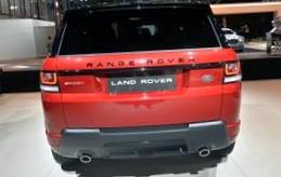 Range Rover Спорт. Люкс с видом на природу