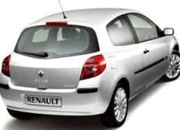 Рено Clio III. Муза электроники