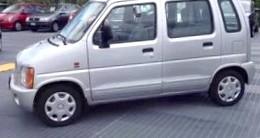 Suzuki Wagon R+. ЧЕМ КОРОЧЕ - ТЕМ ВЫШЕ
