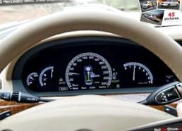 Тенденции Мерседес-бенз S400 Bluehybrid Какой цвет в моде?