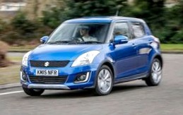 ТЕСТ Suzuki Swift и Хэндэ Getz. Город принял