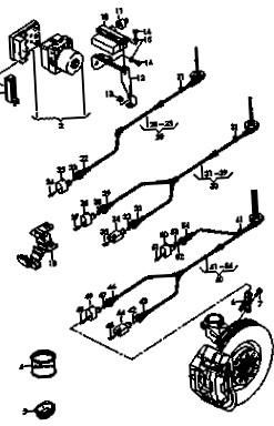 Тормозная система Абс трудности и их устранение
