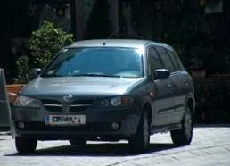 Трейд-ин Nissan Almera. Британский пациент