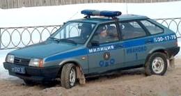 В ГАРАЖЕ  ДЕВЯТКА , В УМЕ - Импортная машина