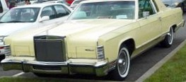 Живы классики. Lincoln Continental последняя дюжина